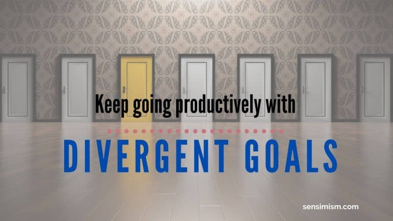 Keep going efficiently: Tips on how to set goals – smart